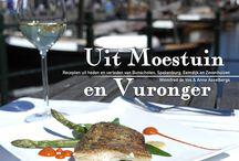Uit Moestuin en Vuronger / lokaal kookboek