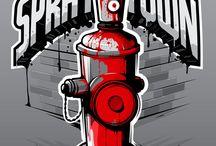 Graffiti e Street