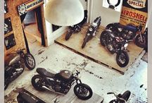 custom bike shop