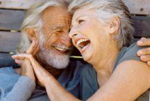 Eldery couples