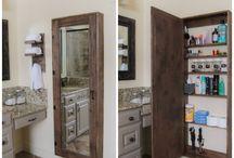bathroom remodel / by Aimee Williams
