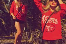 49ers  / by Andrea Jones