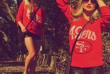 49ers  / by Andrea Jones