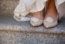 All About the Shoes / by Marcia Meader