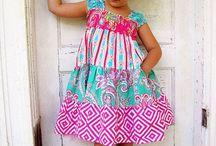 Evie / Dress patterns