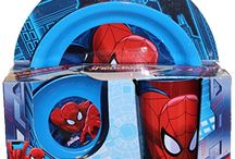 UK Spiderman Costume and Toys
