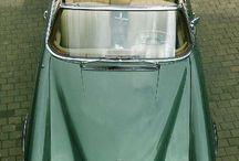 Vintage Mercedes Bens
