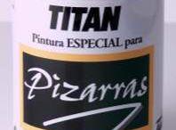 Titan especial Pizarras