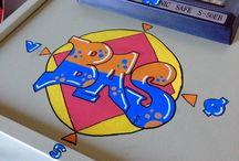 GRAFFITI / For dem der godt kan lide at lave graffiti og se det / interesserer sig for det. Eller bare synes det er pænt skal følge denne side JS GRAFFITI