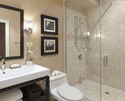small bathroom / by Chandra Rutledge