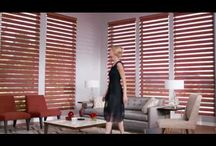 Blinds - Videos / Hunter Douglas blinds via Relish Interiors, Powell River, BC. http://relishinteriors.com/blinds