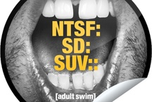 Adult Swim / by Steffie Doll
