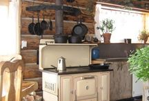 Stoves or Ovens