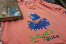 Sailor's Touch..mona titti art  .by guclu kadir yılmaz. / SAILOR'S TOUCH .MONA TITTI ART  ALEXIA & GUCLU