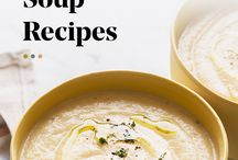 Favourate Soups / My favourite soups that I can make easy.