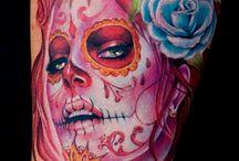 Tattoos / by Bianca Bernstein