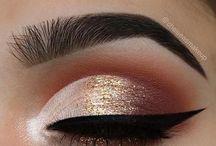 Eyeshadow Looks - Brown Eyes
