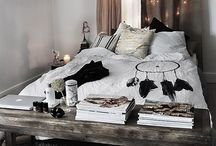 bedroom ideas / Cool bedroom stuff and ideas
