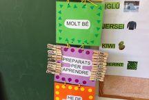 tutoría / Algunas ideas para los primeros días de clase con tu tutoría de primaria
