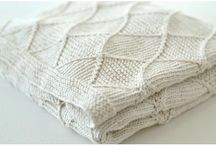 Knitting patterns baby blankets / by Linda Whaley