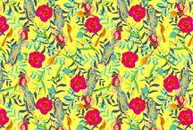 Dream scape 2017 Print Design for woman's beachwear / Moda de mujer, diseño e impresión de estampados en lycra para la creación de ropa de baño de mujer y hombre. Bikinis, bañadores, pareos, bolsas y complementos para playa, piscina y entornos marinos. Más información en facebook: https://www.facebook.com/SwimwearFabricsAnnaLlopDisseny