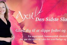 Den Sidste Slankekur / En supersund, homøopatisk kur, der hjælper dig med at smide det genstridige mavefedt i en fart.  www.densidsteslankekur.dk