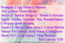 Diet Meals / by Penny Woolley