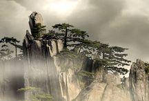 Huang Shan 黃山