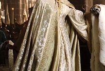 suknia rycerki