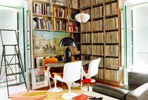 Bibliotecas / Cómo colocar bien los libros es algo más complicado de lo que parece. Aquí tienes unas cuantas ideas.
