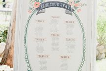 Wedding stationery and locations