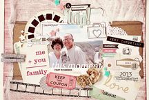 Scrapbooking / Scrapbooking layouts, ideas, templates etc