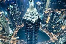 Dubai and Abu Dhabi, UAE / Pictures of Dubai and Abu Dhabi