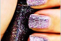Cute Nail Ideas and Make-up! / by Abbey Efkamp
