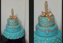 Wedding cake / Jadeninkurabiyedukkani.blogspot.com