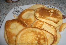 Pancakes, Oats, Waffeln & Schmarn
