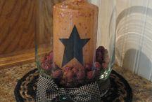 candles / by velisa gutierrez