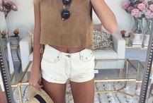 Klamotten Sommer
