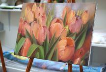 Flowers... Art