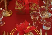 tablescapes Christmas