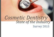 2015 State of the Cosmetic Dentistry Industry Survey / Research conducted between September and November of 2015 sheds light on the current state of the cosmetic dentistry industry and where it's heading. / by American Academy of Cosmetic Dentistry