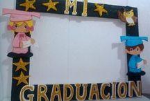 Ideas para Graduación en Infantil