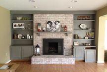 Braai area/Fireplace