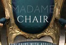 Madame Chair / Madame Chair Furniture Collection www.madamechair.com