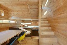 Wood & houses