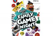 Family Game Night / We have always been a Nintendo gaming family, so family game night is usually a showcase of Nintendo classics, but we have loved some Playstation games / by Susan McGaw