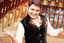 Comedy Nights Kapil Sharma to star in a Bollywood film / by Wishesh