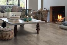 Greige Floors / Where grey meets beige.