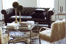 funky interior accents