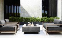 Modern kerti bútor